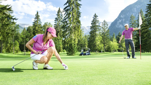 Golf Alpin & Spa Getaway