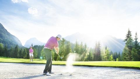 Golftage nach Wahl – 4 Tage