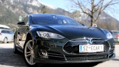 Tesla S & Wellness Schnuppertage